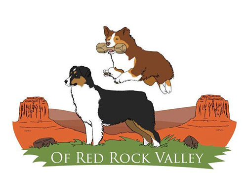 Elevage of Red rock Valley